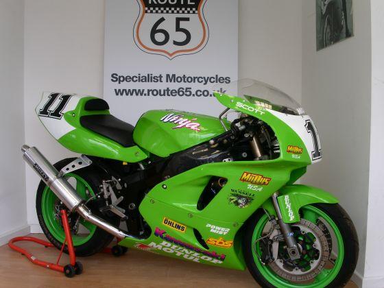 for sale - kawasaki zx 750r fully prepared race bike - race bikes