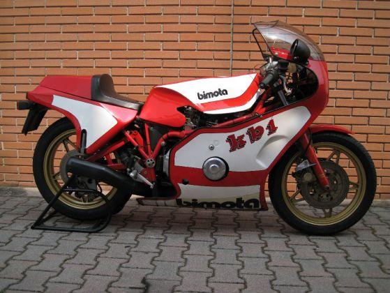 for sale - bimota kb1 mk2 factory bike - road bikes - gbp 11900