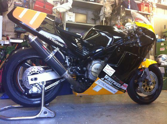 For Sale Fz750 Classic Superbike Race Bikes Gbp 3995 Race