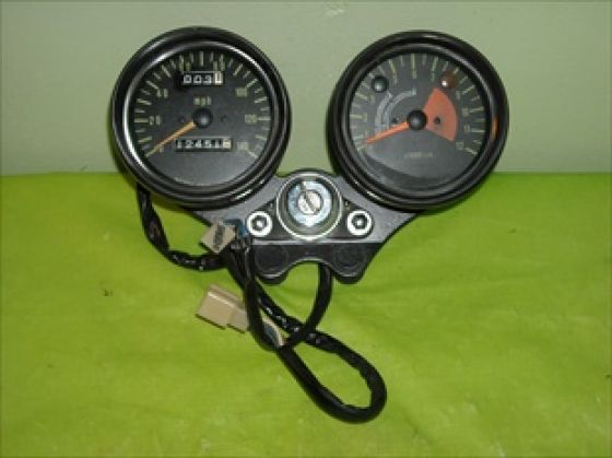 1972 1973 Kawasaki H2 750 Gauges For Sale At Race Bike Mart