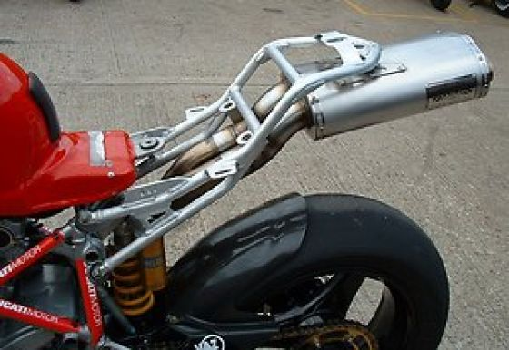 For Sale Ducati 999 Racing Subframe Parts Spares Gbp 360