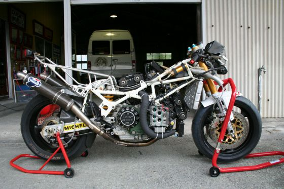 for sale - ducati 888 endurance - race bikes - usd 0 - race bike mart