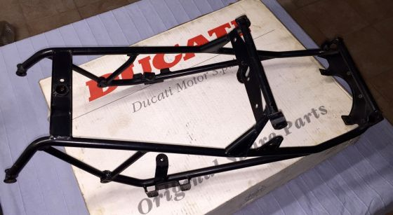 for sale - rear frame ducati 851 road - parts/spares - eur 250