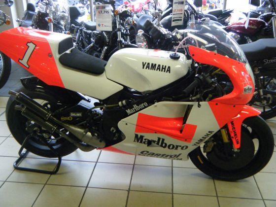 Yamaha Ow01 For Sale >> For Sale - RARE FACTORY YAMAHA YZR500 92 - Race Bikes - GBP 85000 - Race Bike Mart