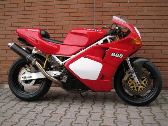 for sale - ducati 888 sp4 top conditions - road bikes - gbp 11900