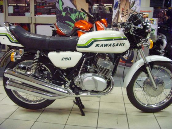 For Sale Kawasaki Kh 250 S1 Bike Now Sold Via Rbm Road